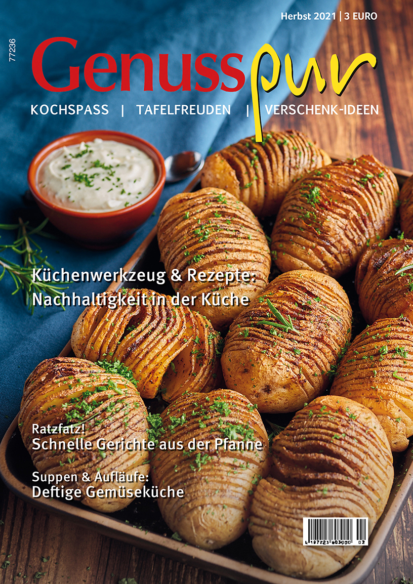 GENUSS PUR - Aktuelle Ausgabe